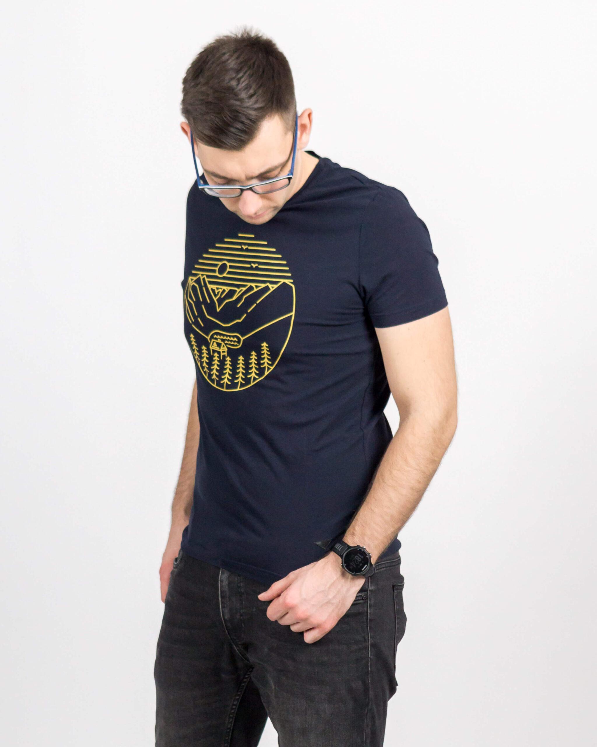 Koszulka Morskie Oko Męska