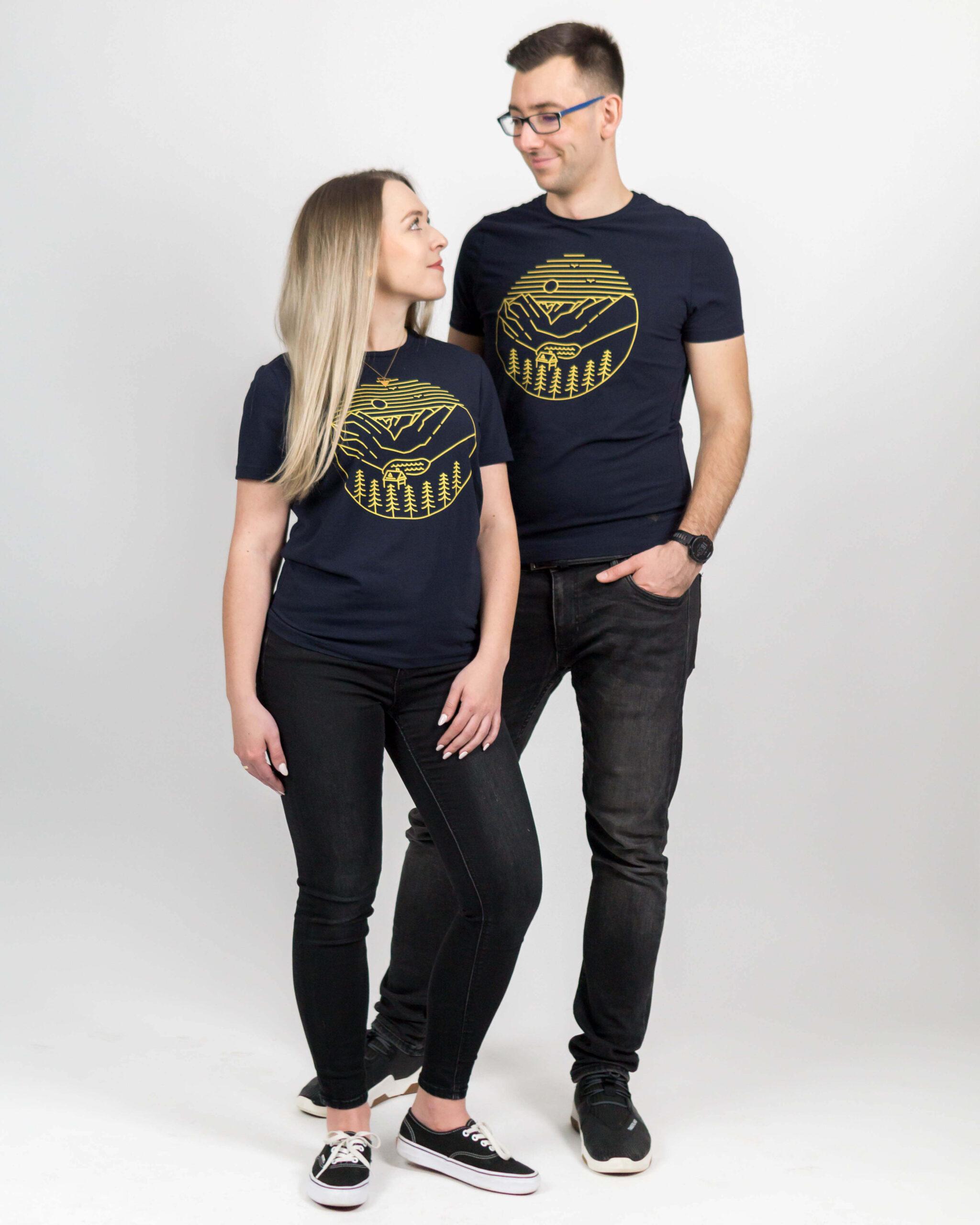 Koszulka Morskie Oko - para