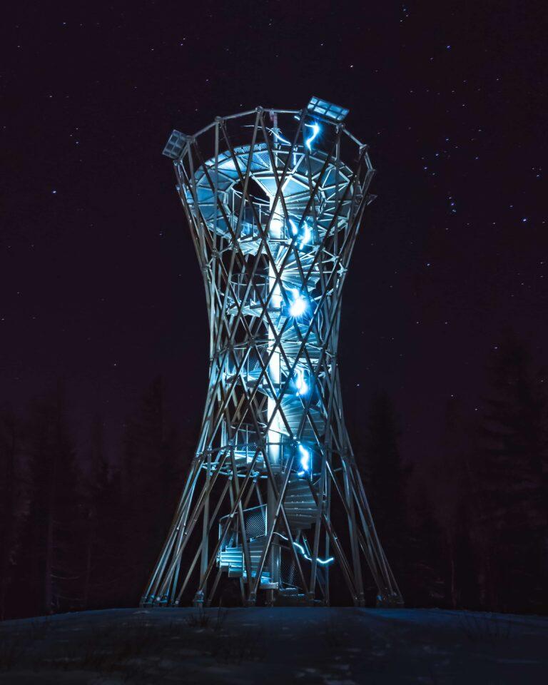 Wieża Borowa
